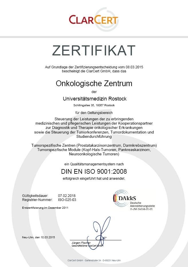 Zertifizierungen – Institut für Diagnostische und Interventionelle ...